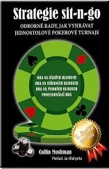Poker kniha Collin Moshman: Strategie Sit and Go