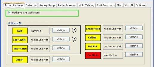 Blackjack table etiquette