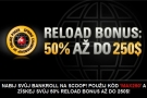 Reload bonus na PokerStars 1