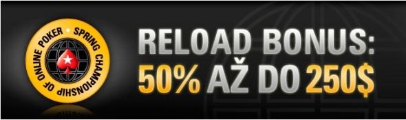 Pokerstars Reload