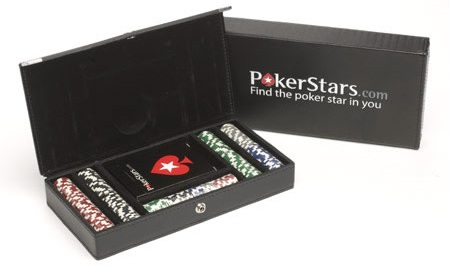 Malý poker set PokerStars