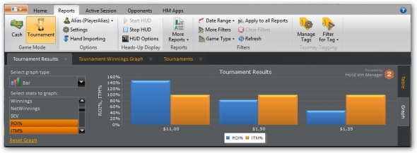 Holdem Manager 2 - reporty 5