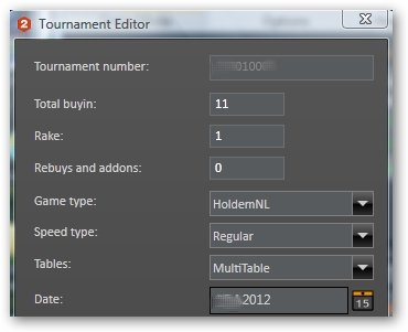 Holdem Manager 2 - reporty 7