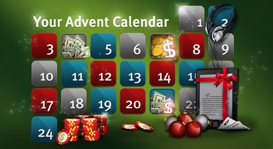adventni kalendar online Adventní kalendář na Party Pokeru | Poker Arena.cz adventni kalendar online