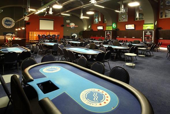 The andel's hotel & card casino prague