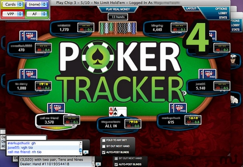 PokerTracker 4 sponzorem EPT