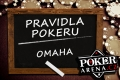 Poker - pravidla pokeru omaha (pot limit omaha a hi-lo)