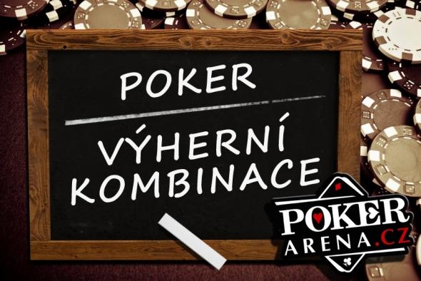 Poker kombinace texas holdem