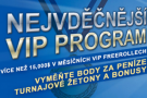 Věrnostní program online pokerové herny Will Hill Poker