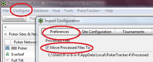 Move Processed Files To