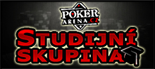 Studijní skupina na Poker-Arena.cz - Sit and Go, DoN a MTT turnaje a cash game (222x100)