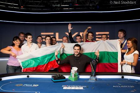 PokerStars má první licenci na online poker v Bulharsku