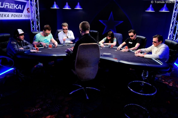 Final table Eureka 4 Rozvadov