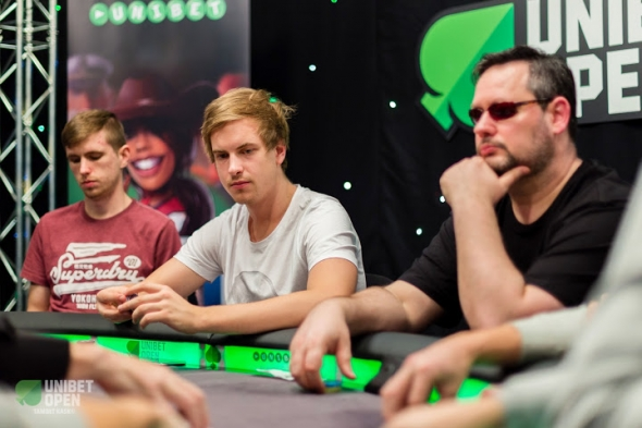 Viktor Isildur1 Blom v turnaji Unibet Open London