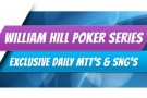 William Hill Poker Series o 15 000€ GTD