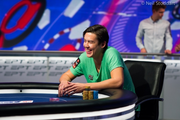 Johnny Lodden obsadil 4. místo v Main Eventu EPT Grand Final