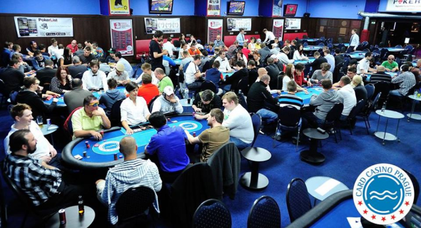 Card Casino Prag