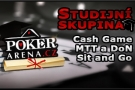 Studijní skupina na Poker-Arena.cz - Sit and Go, DON, MTT turnaje a cash game