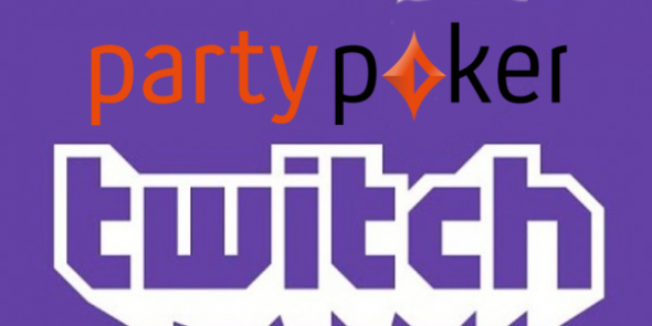 Twitch - Party Poker