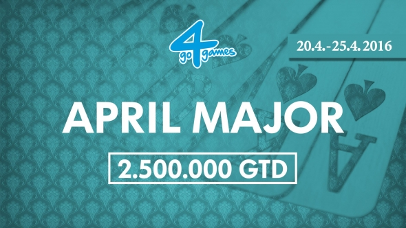 April Major v Go4games Hodolany