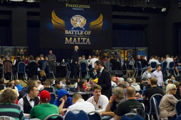 Battle of Malta 2015
