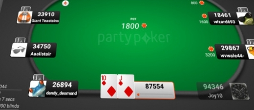 Party poker vs pokerstars