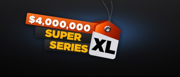 888 Poker Super Series XL 2016 o $4,000,000