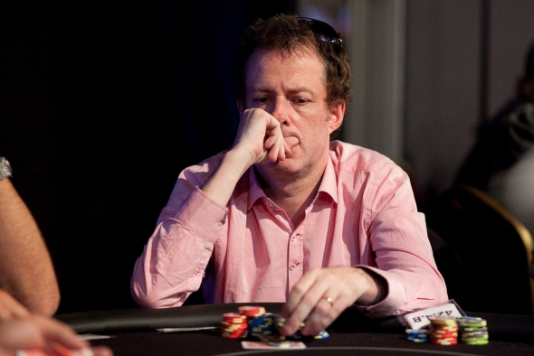 Dara O'Kearny na UKIPT London