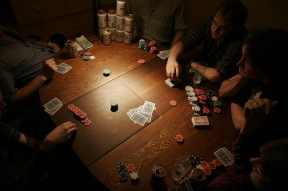Pokerová home game