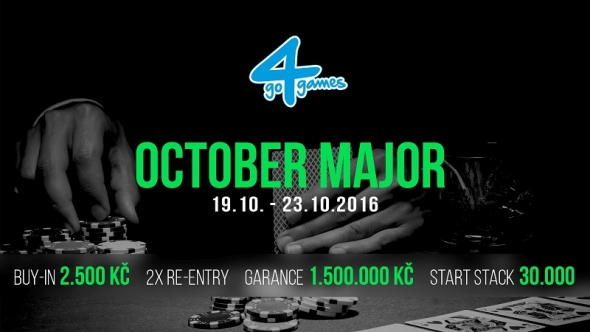 October 2016 major v Go4Games Hodolany
