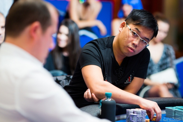 Elton Tsang je vítězem €1m Big One for One Drop v Monaku