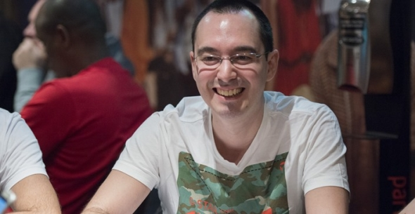 William Kassouf na WSOP