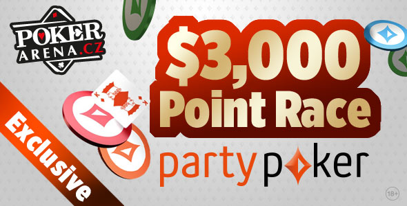 3000$-Party-Poker