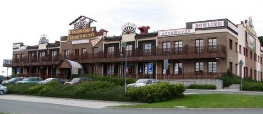 Casino Admiral El Dorado Horni Folmava, Tschechische