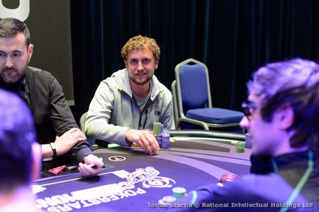 Ryan Riess vede finalisty €10k High Rolleru PSC Monaco