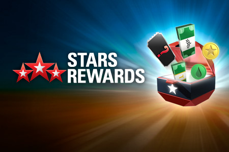 Herna PokerStars odhaluje věrnostní program Stars Rewards