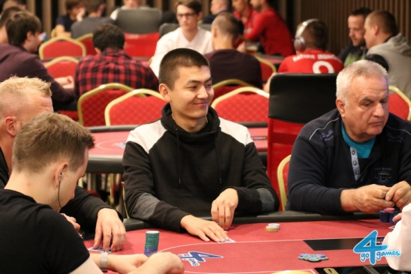 Poker Fever Cup