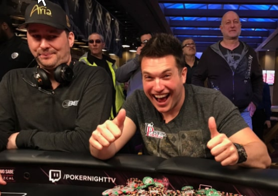 King of the Hill: Hellmuth, Cates a Polk si zahrají o $200,000