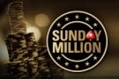 PokerStars Sunday Million týdně o $1,000,000