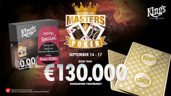German Poker Masters