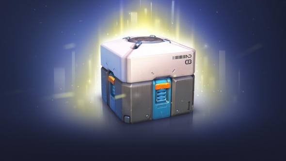 Loot box ve hře Overwatch
