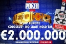 Do King's Casina se valí WSOPE Colossus o €2,000,000