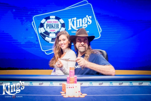 Chris Ferguson míří za titulem WSOP Player of the Year 2017