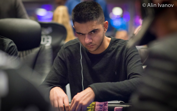 Chip leader Vishal Maini
