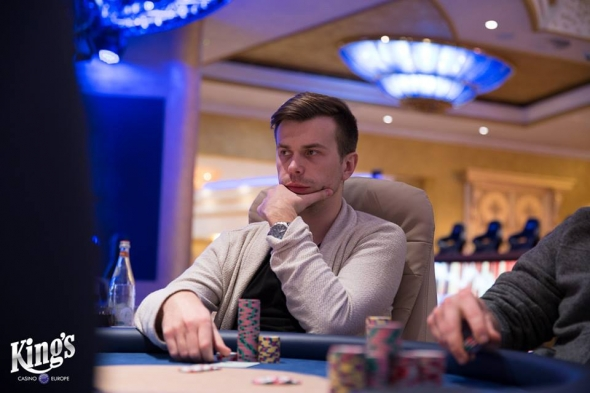 Andrej Palyuga bere €12,000 v Concord Million
