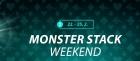 Hodolanský Monster Stack Weekend o 800 000 Kč
