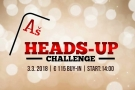 Heads-up Challenge v Grand Casinu Aš