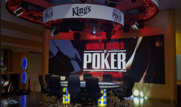 Live stream: Finále WSOP Circuit Monster Stack o €48,279