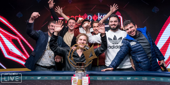 PartyPoker.cz a King's Casino