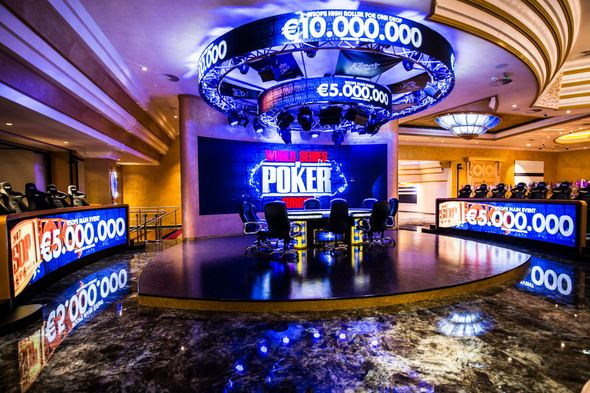 WSOP Europe se vrátí do King's i letos